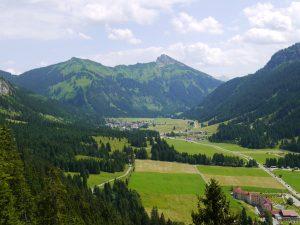 T18-11 Wandertouren im Tannheimer Tal