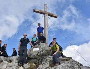 T18-14 Slowakei - Wandern und Bergsteigen